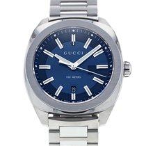 Gucci 40mm Quartz pre-owned Blue