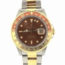 Rolex Gold/Steel 40.5mm Automatic 16713 pre-owned