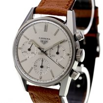 Heuer 2447S 1964 pre-owned