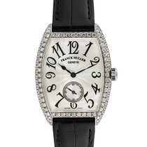 Franck Muller Casablanca White gold 39mm Silver Arabic numerals United States of America, New York, Scarsdale