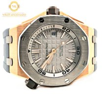 Audemars Piguet Royal Oak Offshore Diver 15711OI.OO.A006CA.01 2019 new
