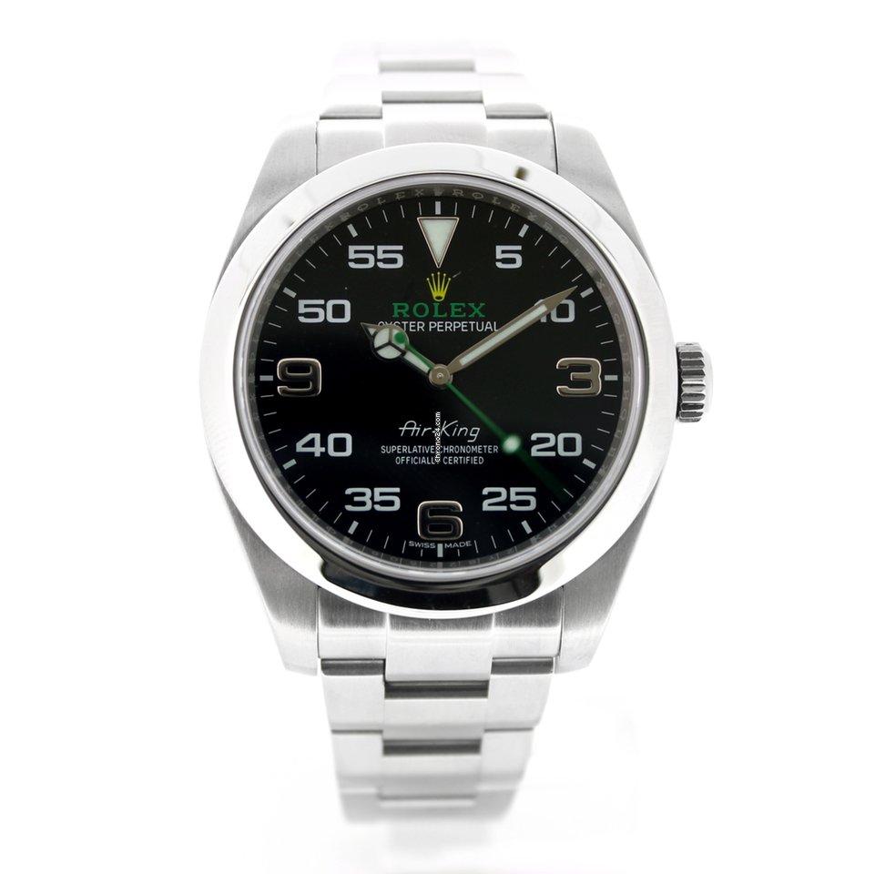148dd441fa8bba Rolex Air King horloges