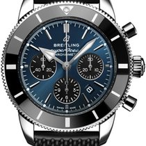 Breitling Superocean Héritage II Chronographe Stahl