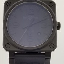 Bell & Ross Ceramic 42mm Automatic BR0392-PHANTOM-CE new United States of America, Florida, Miami