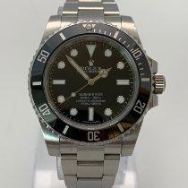 Rolex Submariner (No Date) Steel 40mm Black No numerals United States of America, California, Glendale
