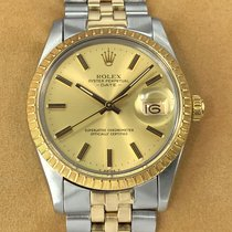 Rolex Gold/Steel 34mm Automatic 15053 pre-owned