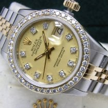 Rolex Lady-Datejust 69173 79173 1990 pre-owned