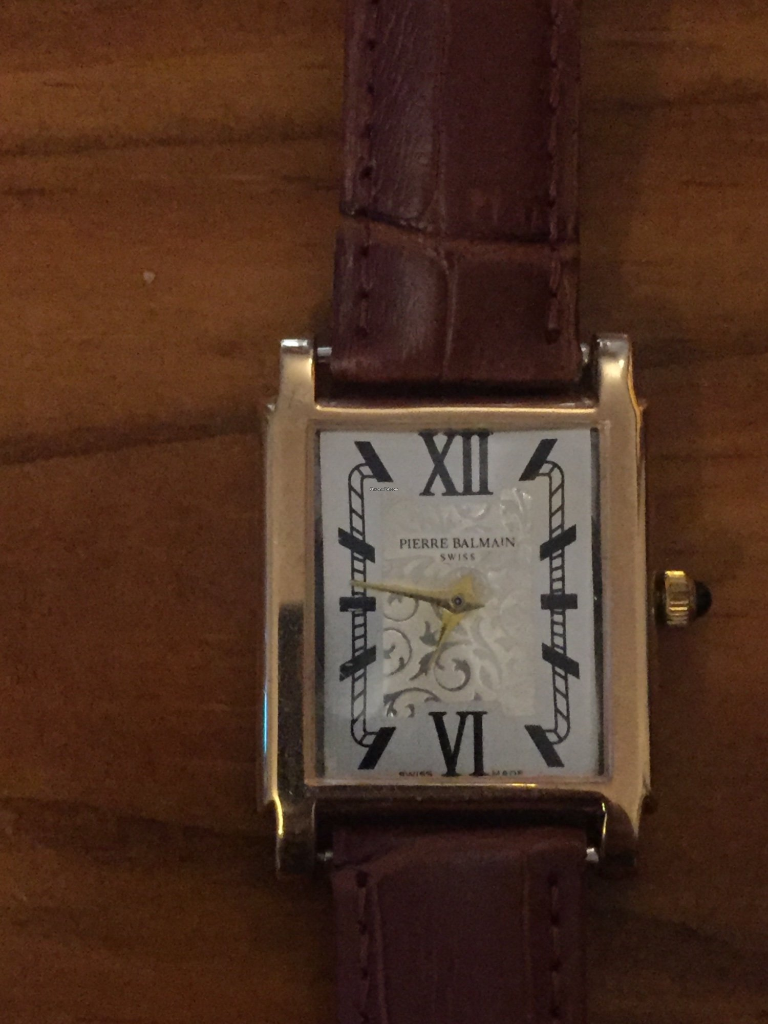 a few days away wide range detailing Pierre Balmain Montre vintage for $192 for sale from a Private ...
