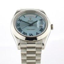 Rolex Day-Date II Platina 41mm