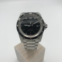 Tudor Grantour Date Steel 42mm Black No numerals