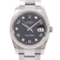 Rolex Oyster Perpetual Date 115234G pre-owned