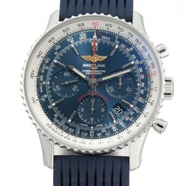 Breitling Navitimer 01 new 2018 Automatic Chronograph Watch with original box and original papers AB01215A/CA15