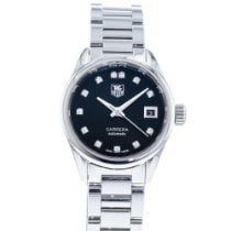 TAG Heuer Carrera Lady Steel 28mm Black United States of America, Georgia, Atlanta