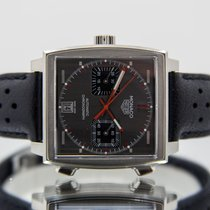 TAG Heuer Monaco Calibre 11 Steel 39mm Grey United Kingdom, Essex