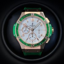 Hublot Big Bang Tutti Frutti Rotgold 41mm Weiß Arabisch