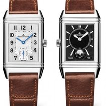 Jaeger-LeCoultre Q2458422 Steel Reverso Duoface 42.9mm new