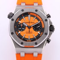 Audemars Piguet Royal Oak Offshore Diver Chronograph 26703ST.OO.A070CA.01 2019 pre-owned