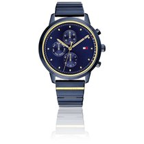 Tommy Hilfiger Steel 38mm Quartz new