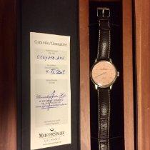 Meistersinger Ocel 43mm Ruční natahování AM6 použité