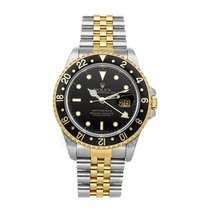 Rolex GMT-Master II 16713 Very good Steel 40mm Automatic