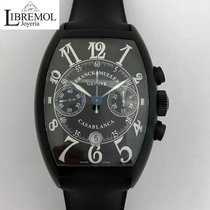 Franck Muller Casablanca Chronograph Black