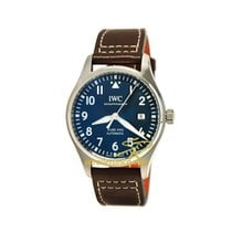 IWC Pilot Mark IW327010 - IW327004 IWC PILOT MARK 18 Blu Piccolo Principe new
