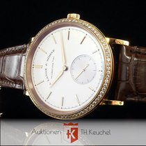 A. Lange & Söhne Saxonia Diamonds Gold 18K Full Neu incl....
