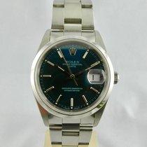 Rolex Oyster Perpetual Date,blu, blue