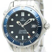 オメガ (Omega) Seamaster Professional 300M Steel Mid Size Watch...