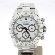 勞力士 Daytona 40mm Steel Chrono (B&P2009) MINT