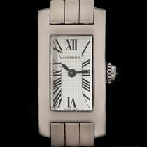 Cartier Lanières pre-owned 14mm White gold
