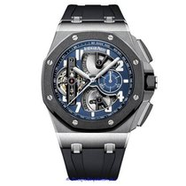 Audemars Piguet Royal Oak Offshore Tourbillon Chronograph Platinum 44mm United States of America, California, Newport Beach