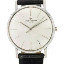 Vacheron Constantin Ref 6563 Stainless Steel Wristwatch Circa...