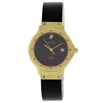 Hublot Classic Yellow gold 28mm Bordeaux United States of America, New York, New York