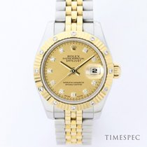 Rolex Lady-Datejust 179313 2006 rabljen