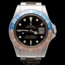 Rolex GMT-Master usados 40mm Acero