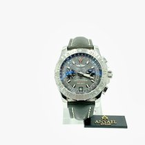 Breitling Skyracer Steel 43,5mm Silver No numerals