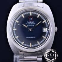 Omega Constellation 198.002 Good Steel 37mm Quartz United States of America, New York, NEW YORK