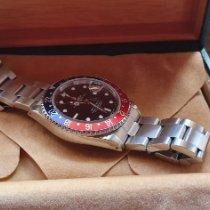 Rolex 16710 Stahl 1994 GMT-Master II 40mm gebraucht Schweiz, Wislikofen