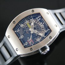Richard Mille RM 029 Titanium 48mm Doorzichtig Arabisch
