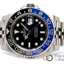Rolex GMT-Master II nuevo 2019 Automático Reloj con estuche y documentos originales 126710BLNR