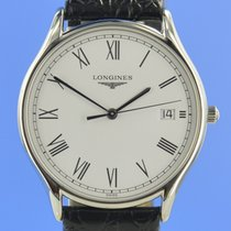 Longines Lyre Acél 34.5mm Fehér