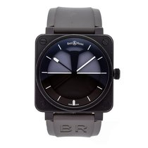 Bell & Ross Steel 46mm Automatic BR0192-HORIZON pre-owned United States of America, Pennsylvania, Bala Cynwyd