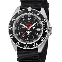 KHS-Watch Steel Quartz new