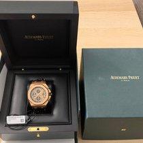 Audemars Piguet Royal Oak Offshore Chronograph Aur roz 42mm Auriu Arabic România, Constanta