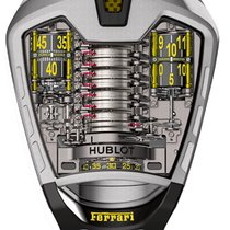 Hublot 905.NX.0001.RX 2018 MP-05 LaFerrari 45.8mm pre-owned