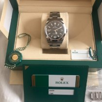 Rolex Explorer Steel 39mm Black Arabic numerals United States of America, California, Los Angeles