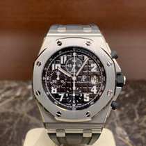 Audemars Piguet 26020ST.OO. D001IN.01 Zeljezo 2011 Royal Oak Offshore Chronograph rabljen