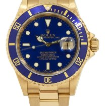 Rolex Submariner Date 16618 2004 pre-owned