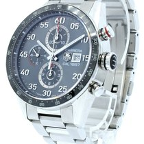 TAG Heuer Carrera Calibre 1887 Steel 44mm Grey United States of America, California, West Hollywood